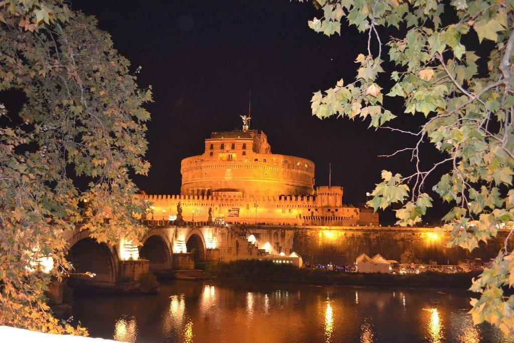 Roma Fringe Festival Castel Sant'Angelo