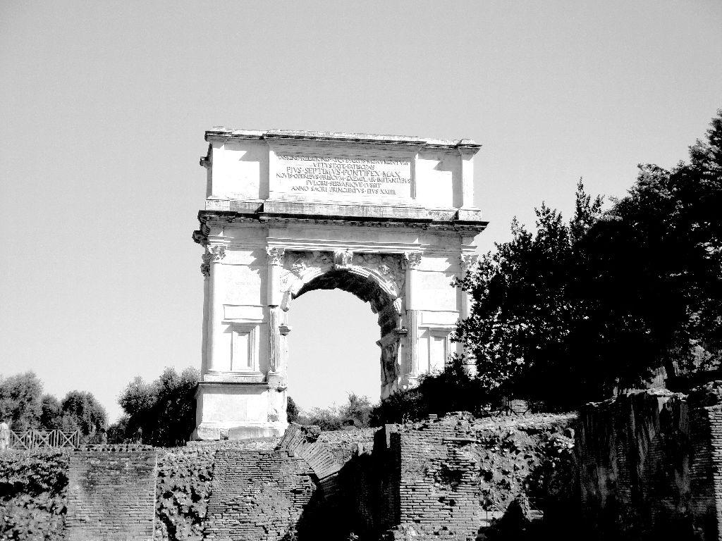 Roma bianco e nero for Roma in bianco e nero