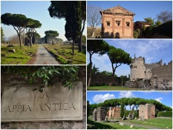 Photo gallery of the Ancient Appia Park