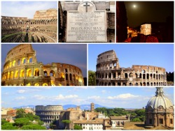 Foto gallery of the Colosseum