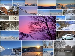 Foto gallery about the winter season