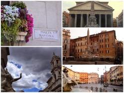 Piazza Navona et Panthéon galerie photo