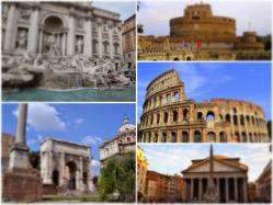 Qu'est-ce à Rome